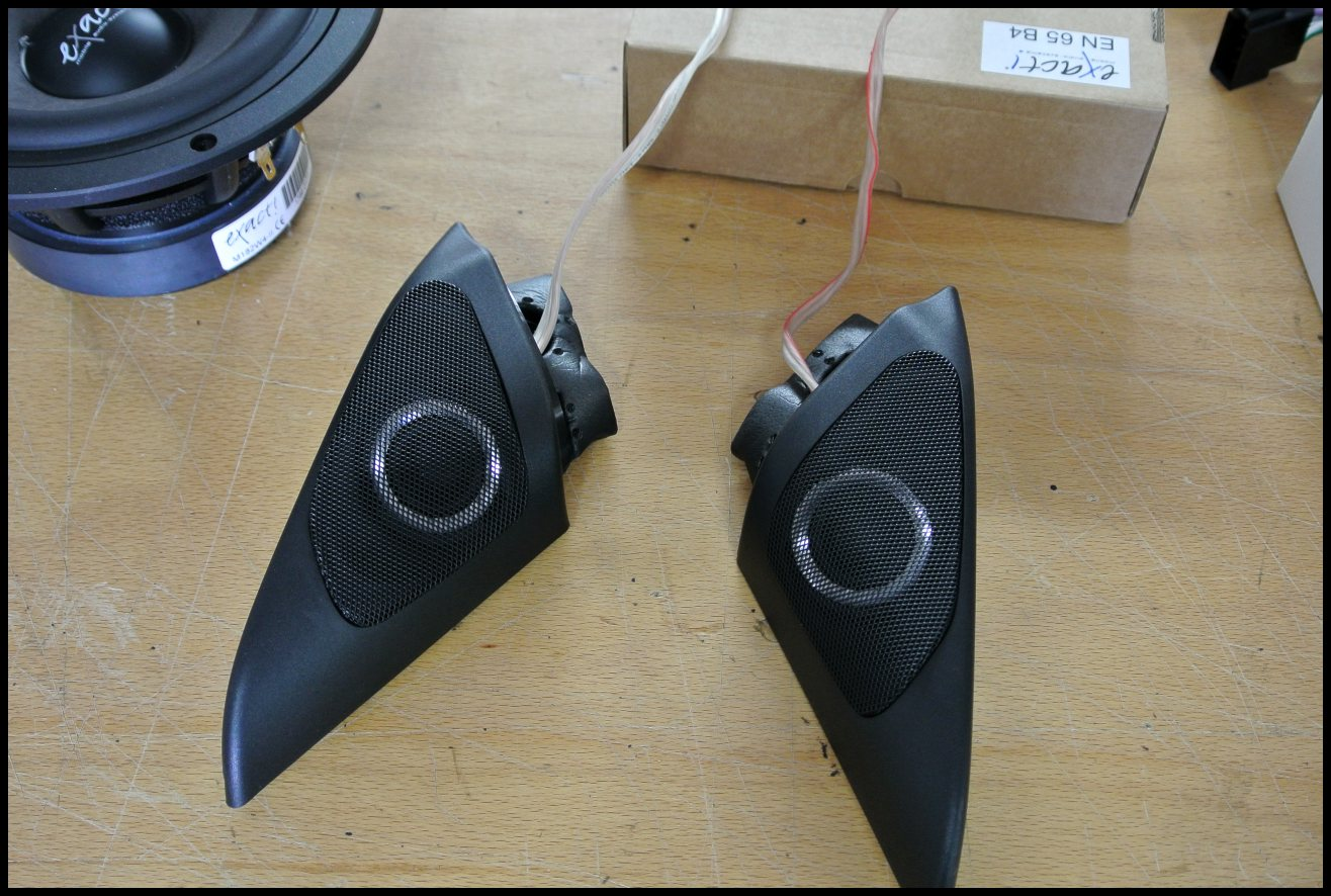 E89 D2gladen 100 4 Dsp Amp 3way Exactaudio Und Alpine