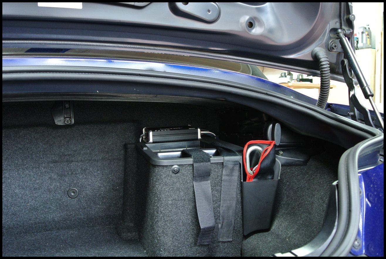 Z4m E85 Exact Amp Rockford Fosgate