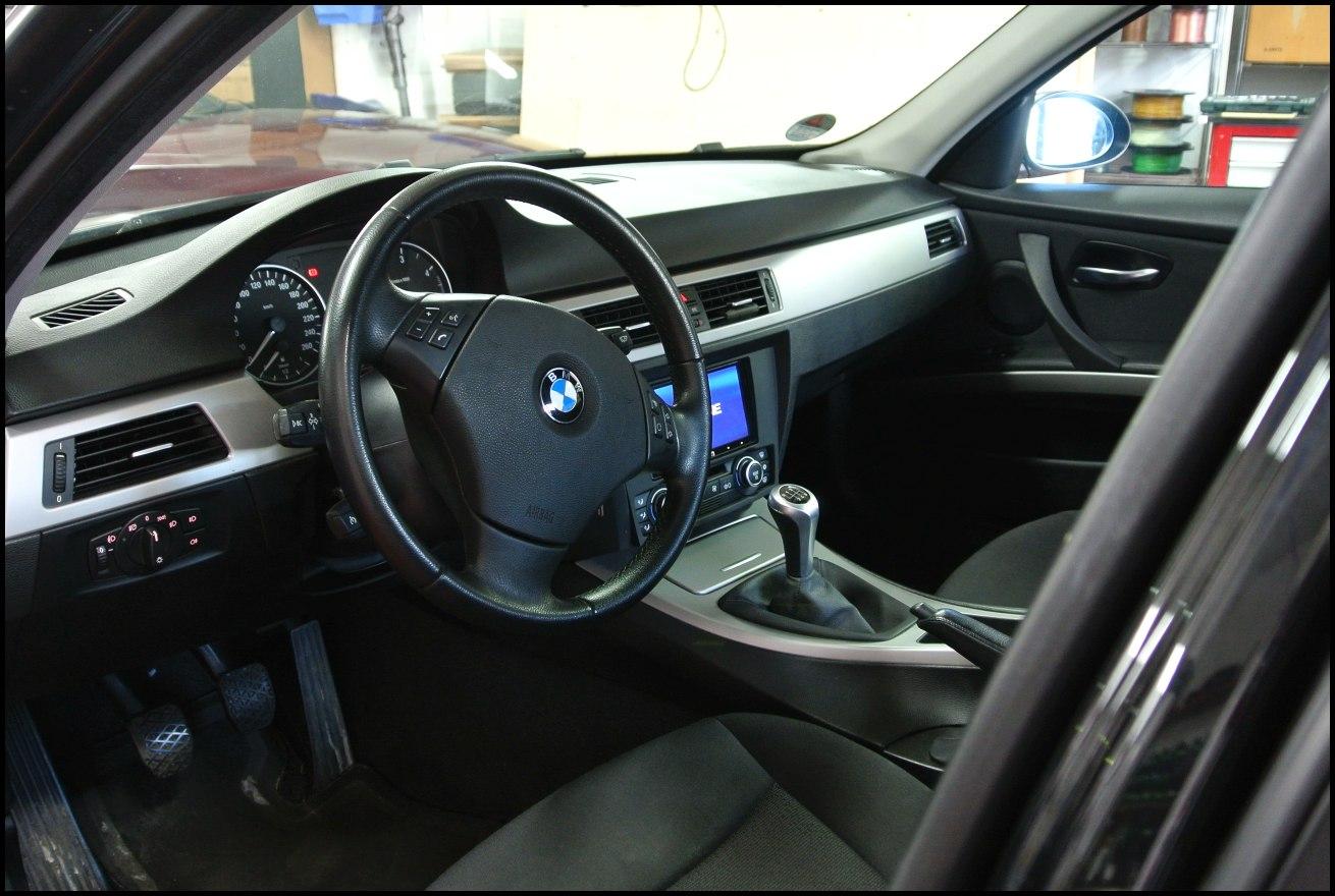 Autohifistation Apple Car Play System Bmw E81 E82 E87 E88